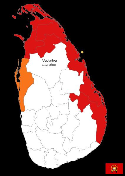 Tamil-Eelam-map