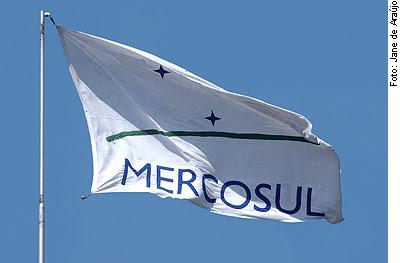 Mercosul bandeira