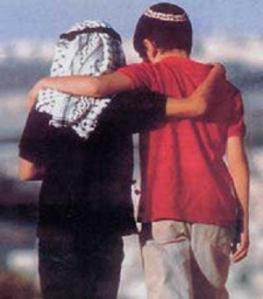 palestijn-jood-vrede