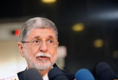 Celso Amorim, diplomata brasileiro. Foto: Wilson Dias/ABr